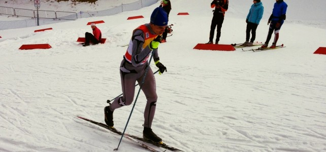 Akadamické MČR v běhu na lyžích