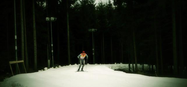 Akademické mistrovství v běhu na lyžích