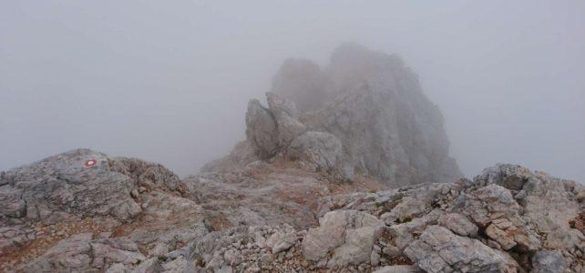 Výstup na Grintovec