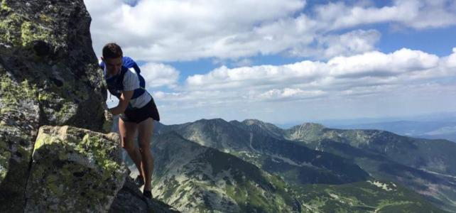 Tatry orienteering 2018 aneb zažít divočinu